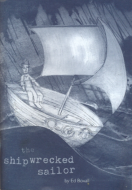 The Shipwrecked Sailor Cover