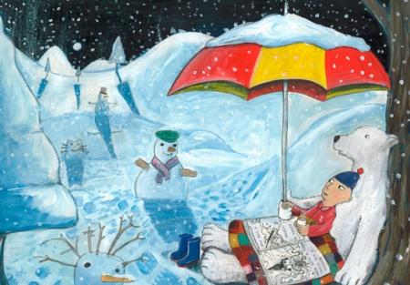 Snow Days End