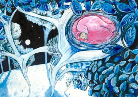 The Faraway Forest of Deep Sleep
