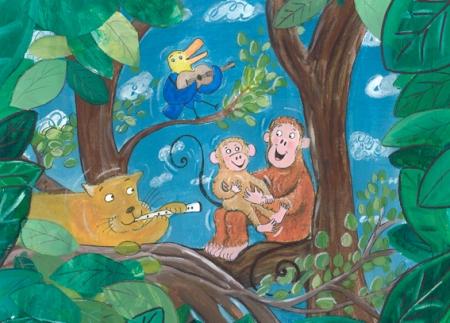Treetop Nursery Rhymes