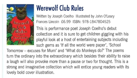werewolf club rules review
