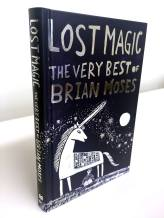 Lost Magic cover