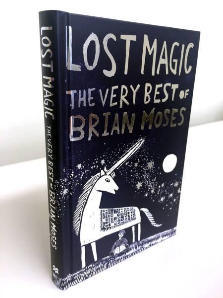 Lost Magic cover