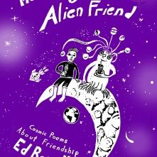 Alien cover white text