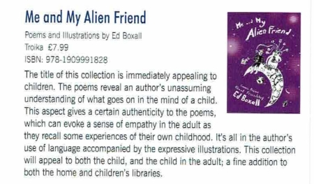 Me and My Alien Friend Carousel Review