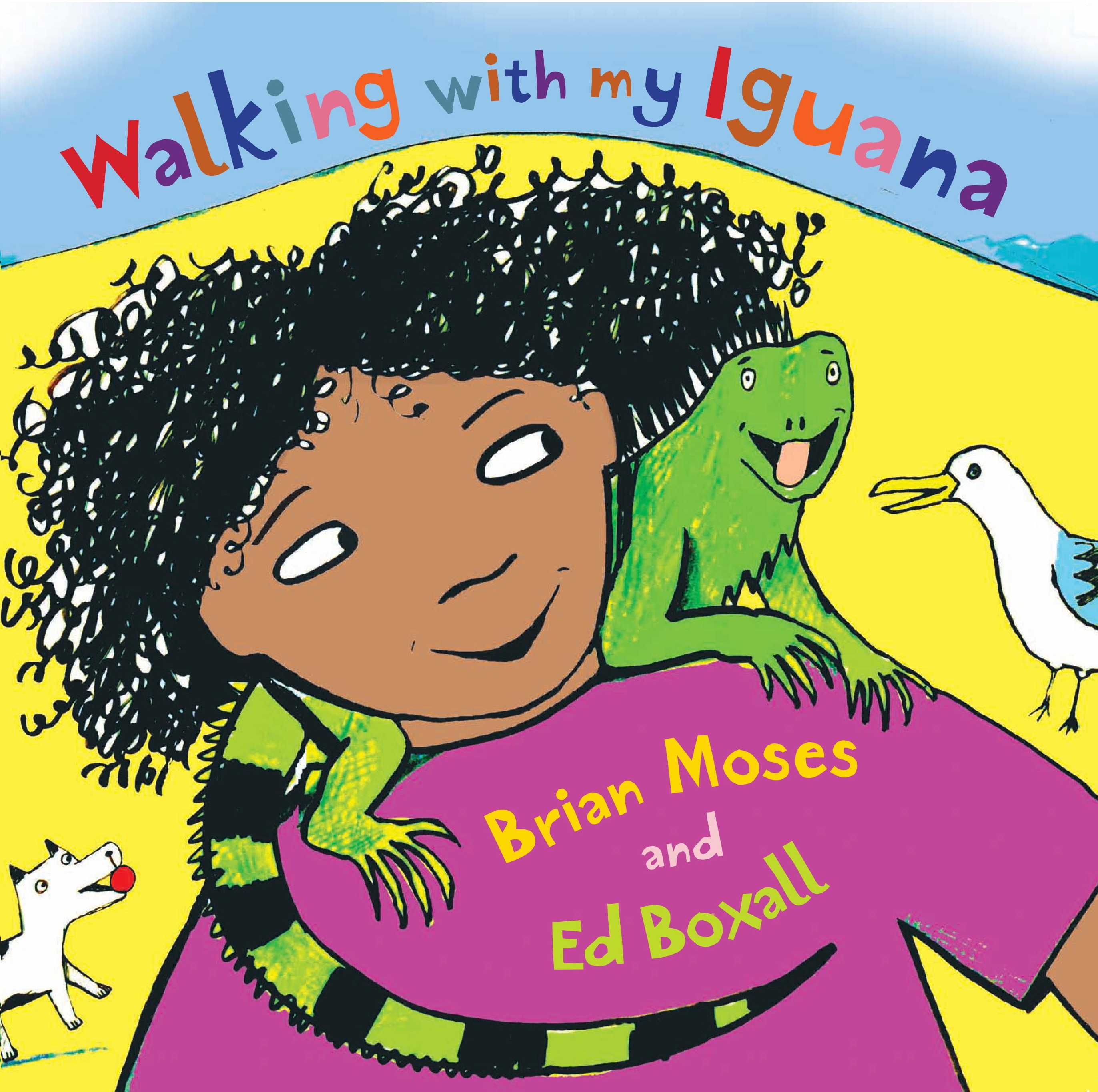 Iguana front cover