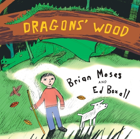 Dragons Wood cover for Authors Abroad