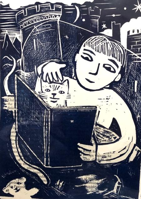 reading with Daisy PRINT